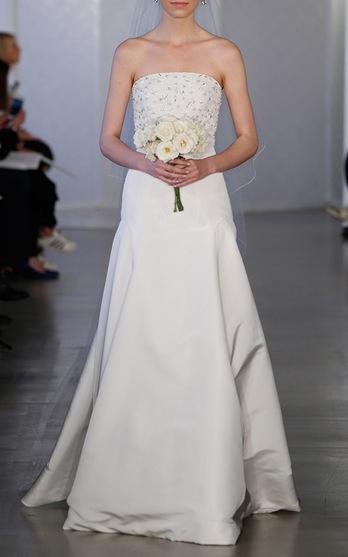 Oscar De La Renta Bridal Trunkshow Moda Operandi