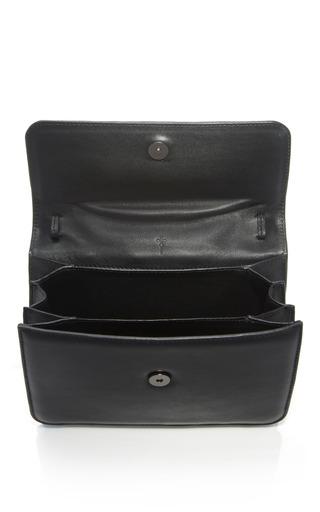 Black La Fleur Du Mal Bag by M2MALLETIER for Preorder on Moda Operandi