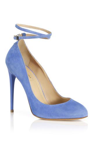 Medium aquazzura blue blue daiquiri pump