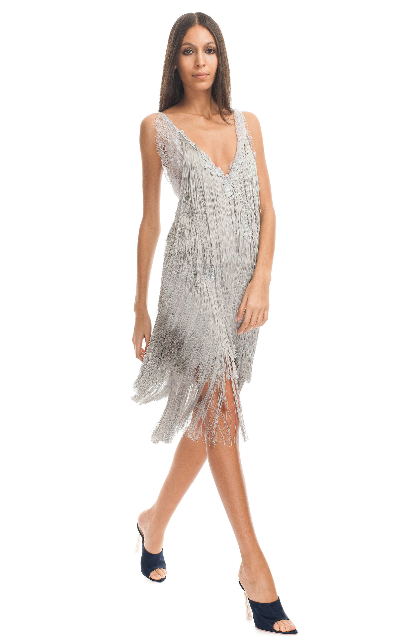 Fringe Dress by Nina Ricci  be3f35439