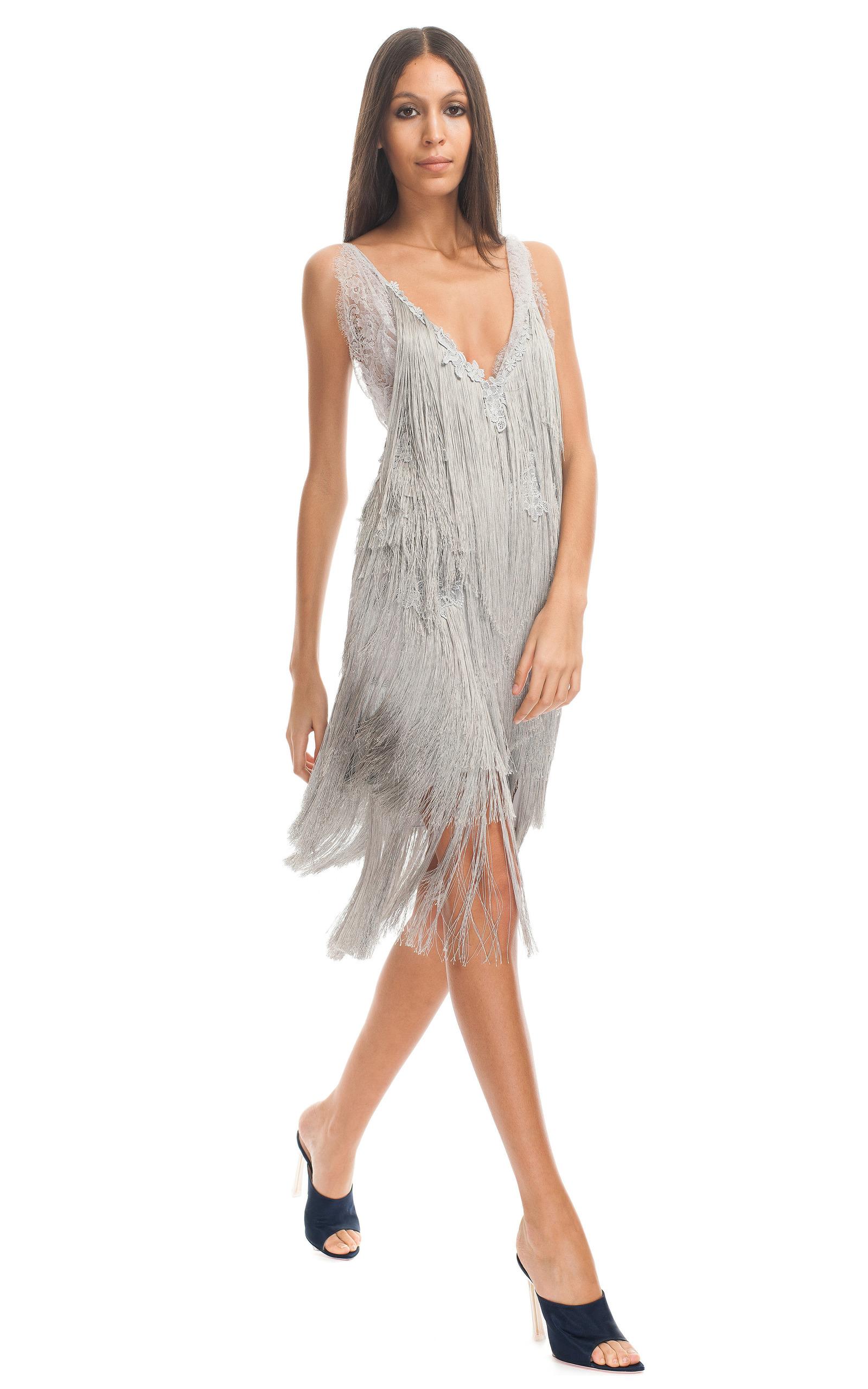 Fringe Dress by Nina Ricci  be3f35439