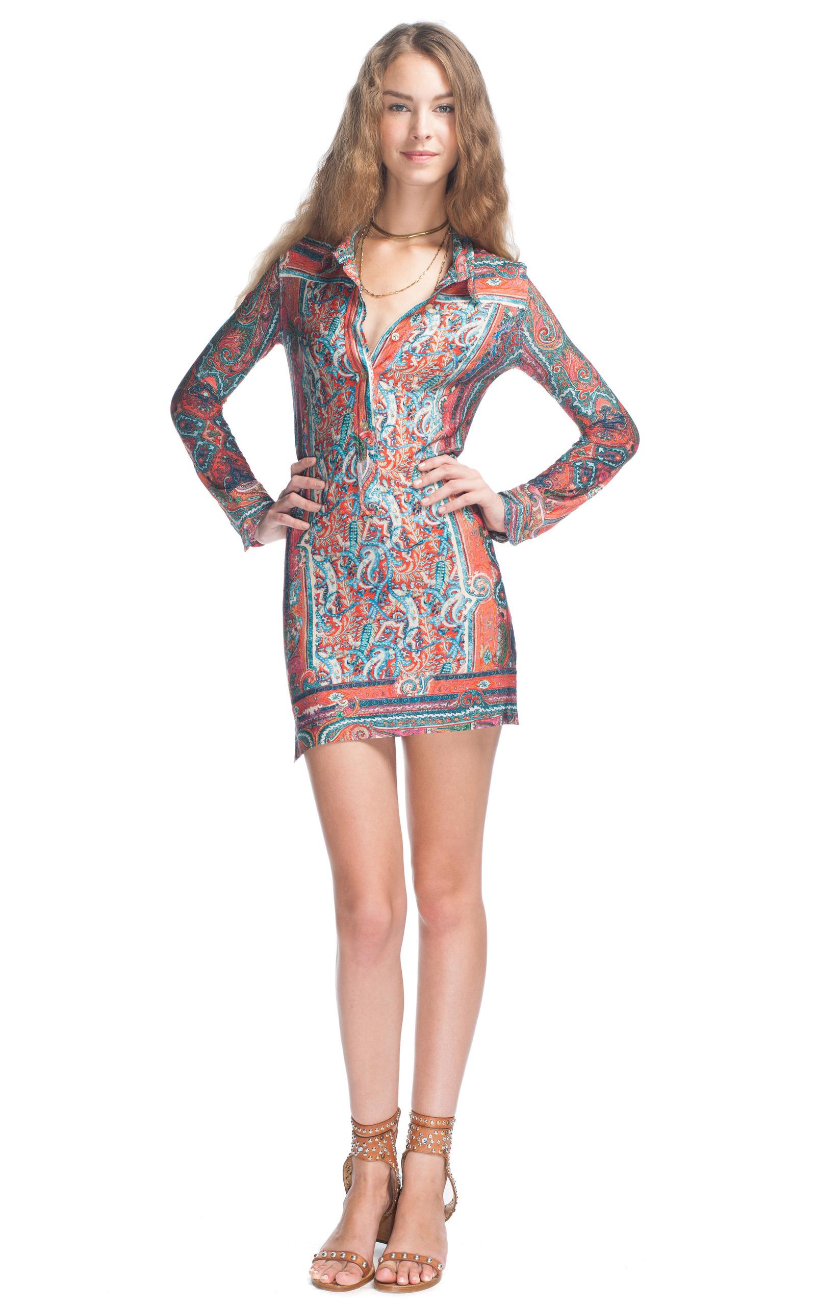 Milena Dress by Isabel Marant