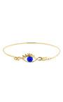 Bloody Tears Gold Plated And Enamel Bracelet by DELFINA DELETTREZ Now Available on Moda Operandi