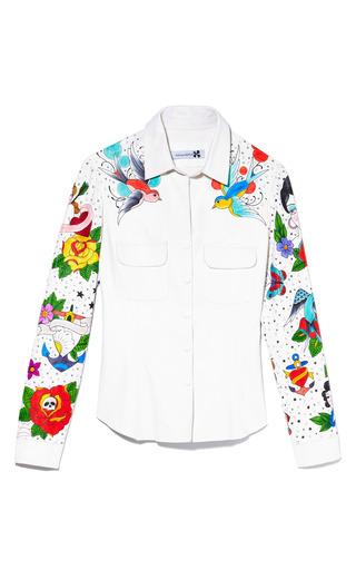 Medium patricia viera multi tattoo long sleeve shirt