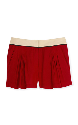 Medium a l c red kent shorts