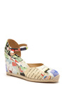 Cecilia Sandal by CASTAñER Now Available on Moda Operandi