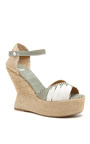 Elvira Sandal by CASTAñER Now Available on Moda Operandi