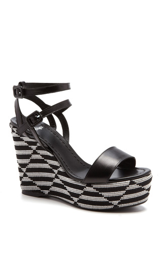 Tantia Sandal by CASTAñER Now Available on Moda Operandi