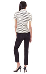 Polka Dot Blouse by ROCHAS Now Available on Moda Operandi