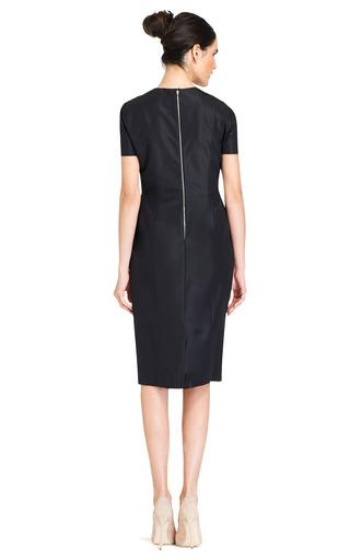 Silk Faille Sheath Dress by ROCHAS Now Available on Moda Operandi