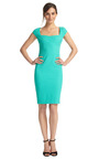Cap Sleeve Dress by NARCISO RODRIGUEZ Now Available on Moda Operandi