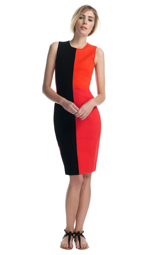 Merino Silk & Cotton Knit Dress by NARCISO RODRIGUEZ Now Available on Moda Operandi