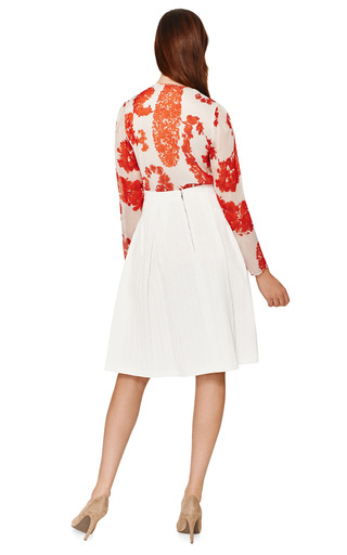 Cotton Full Skirt by NINA RICCI Now Available on Moda Operandi