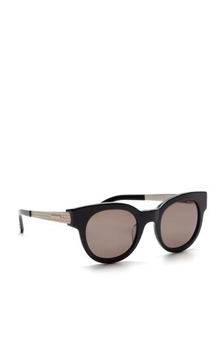 Medium nina ricci black lingenue sunglasses 3