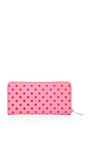 Kiki With Dots Deluxe Wallet by MARC JACOBS Now Available on Moda Operandi