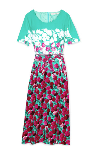 Medium marc jacobs print floral dress