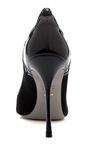 Black Toe Pump by SERGIO ROSSI Now Available on Moda Operandi