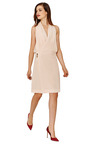 White Dress by SALVATORE FERRAGAMO Now Available on Moda Operandi