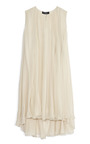 Apricot Dress by SALVATORE FERRAGAMO Now Available on Moda Operandi