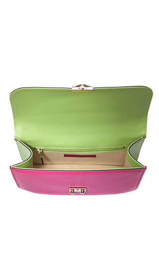 Multi Color Studded Purse by VALENTINO Now Available on Moda Operandi