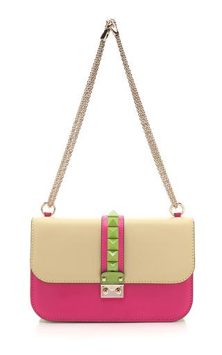 Medium valentino multi multi color studded purse