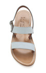 Guardamar Sky Barigoule Sandals by K. JACQUES Now Available on Moda Operandi