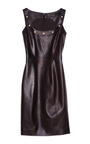 Studded Leather Dress by VERSACE Now Available on Moda Operandi