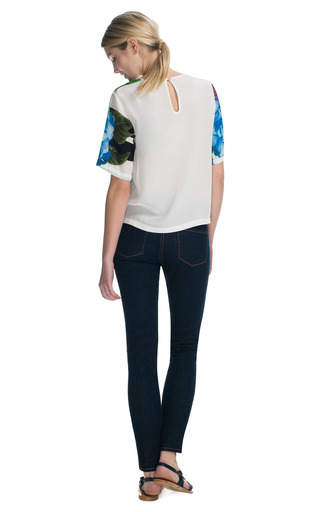 Wyatt Top by PREEN BY THORNTON BREGAZZI Now Available on Moda Operandi