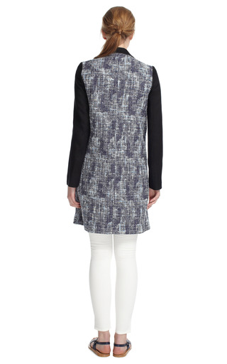 Tweed Duster by PETER SOM Now Available on Moda Operandi
