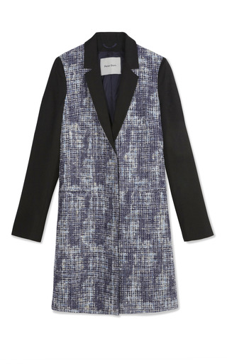 Medium peter som print tweed duster 2