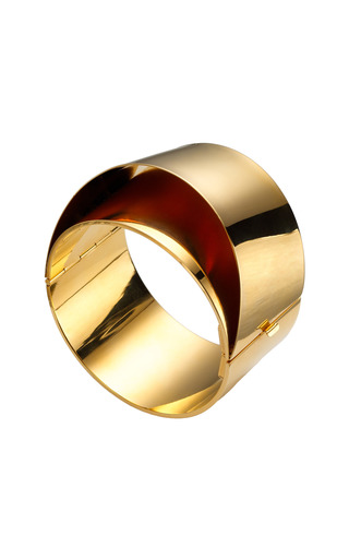 Sculptural Cuff by VIONNET Now Available on Moda Operandi