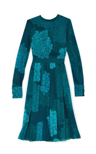 Medium giambattista valli multi printed pleated dress