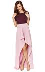 Silk Cotton Cloque Skirt by VIONNET Now Available on Moda Operandi
