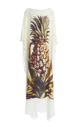Medium adriana degreas print pineapple kaftan