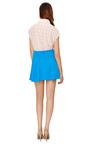 Marina Stretch Crepe Skirt by JOSEPH Now Available on Moda Operandi