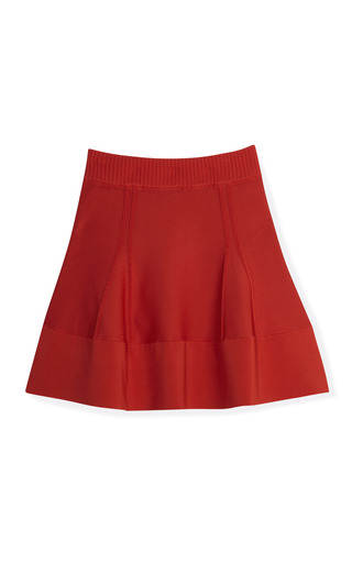 Medium a l c red francis skirt 2