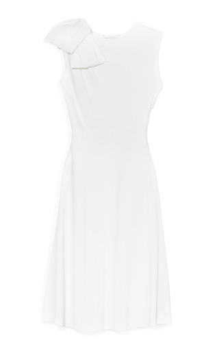 Medium giambattista valli white bow dress