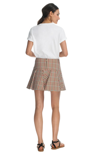 Cake Frosting Tulip Skirt by THAKOON Now Available on Moda Operandi
