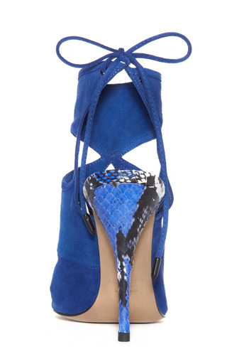 Sexy Thing Bootie by AQUAZZURA Now Available on Moda Operandi