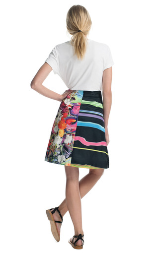 Sims Skirt by PREEN BY THORNTON BREGAZZI Now Available on Moda Operandi