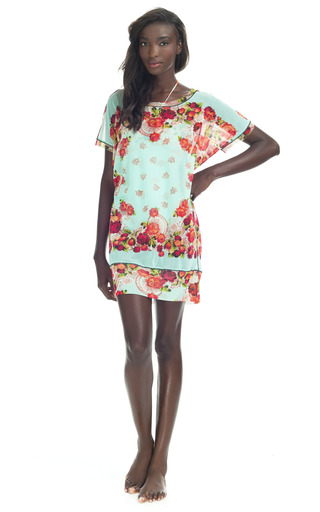 Bottom Band Tulle Tunic by JEAN PAUL GAULTIER Now Available on Moda Operandi