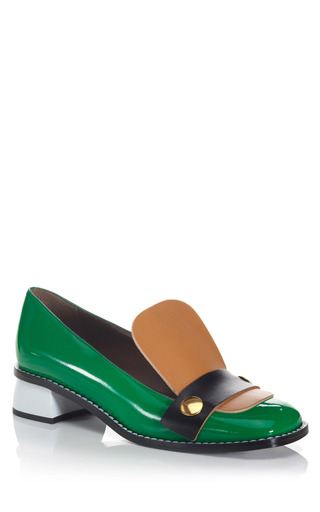Medium marni multi pump loafer