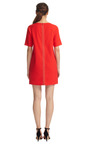 Lobster Silhouette Easy Dress by TIBI Now Available on Moda Operandi