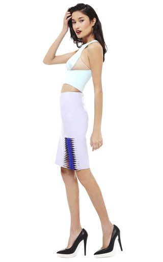 Topographic Top by DION LEE Now Available on Moda Operandi