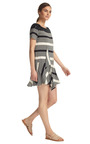 Sequin T Shirt Dress by THAKOON ADDITION Now Available on Moda Operandi
