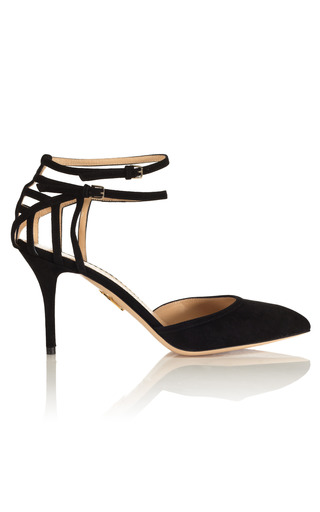 Aranea D'orsay by CHARLOTTE OLYMPIA Now Available on Moda Operandi