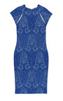 Stretch Paisley Jacquard Dress by YIGAL AZROUëL Now Available on Moda Operandi