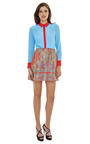 Two Tone Blouse by PRABAL GURUNG Now Available on Moda Operandi