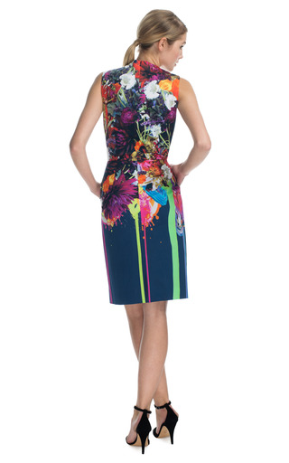 Bloom Dress by PREEN BY THORNTON BREGAZZI Now Available on Moda Operandi