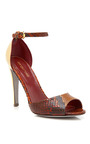 Asteria High Heel Sandal by SERGIO ROSSI Now Available on Moda Operandi